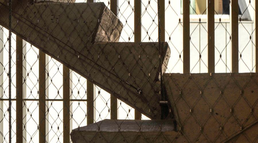archX K33 Treppenaufgang