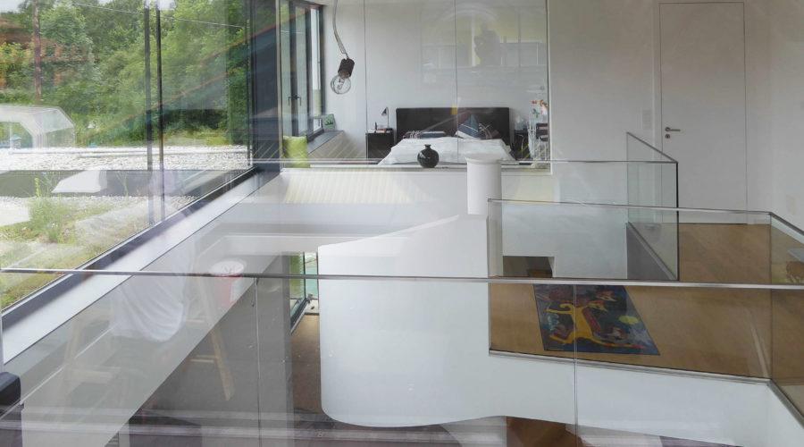 archX 6 Wohnhaus | Innenansicht